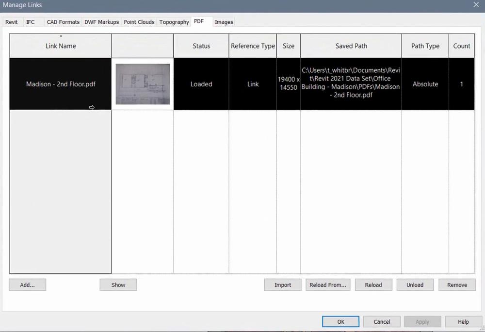 לינק PDF וניהול לינקים