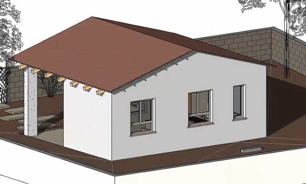 מודל בית פרטי ברוויט